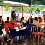 'Café con libros', en Málaga (Tripadvisor)