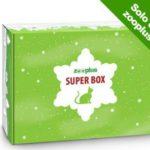 Caja degustación para gatos con juguetes, comida y 'snacks', de Zooplus
