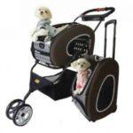 Carro transportín y trolley para perros de Ferribiella